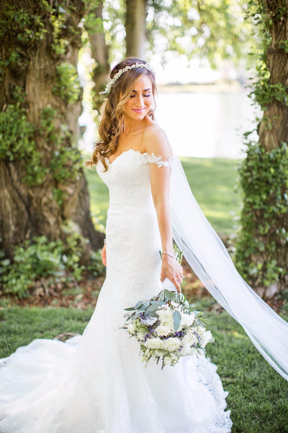 Bridal fashion and style