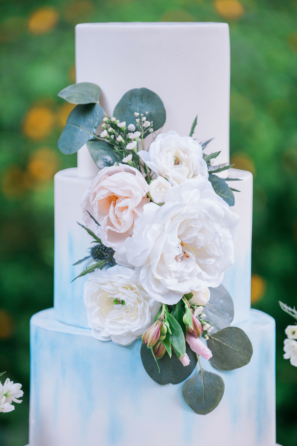 Southern Blue And White Wedding Ideas