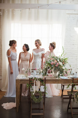 Dance And Movement Inspired Wedding