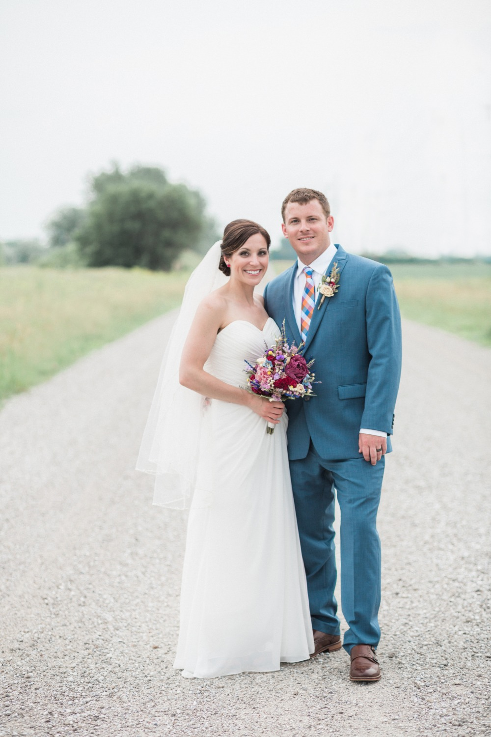 simple and sweet wedding photography
