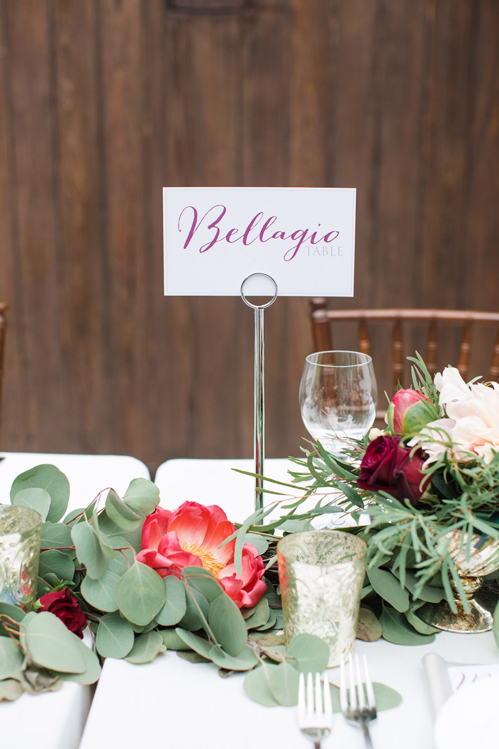 Table name idea