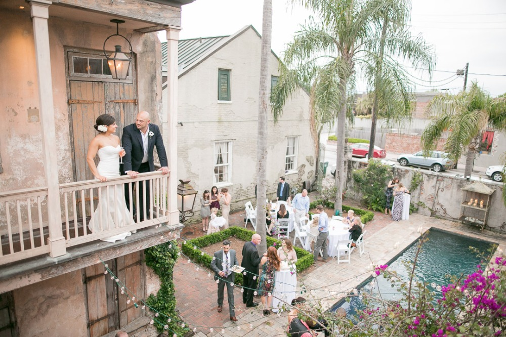 fun and funky wedding venue in New Orleans