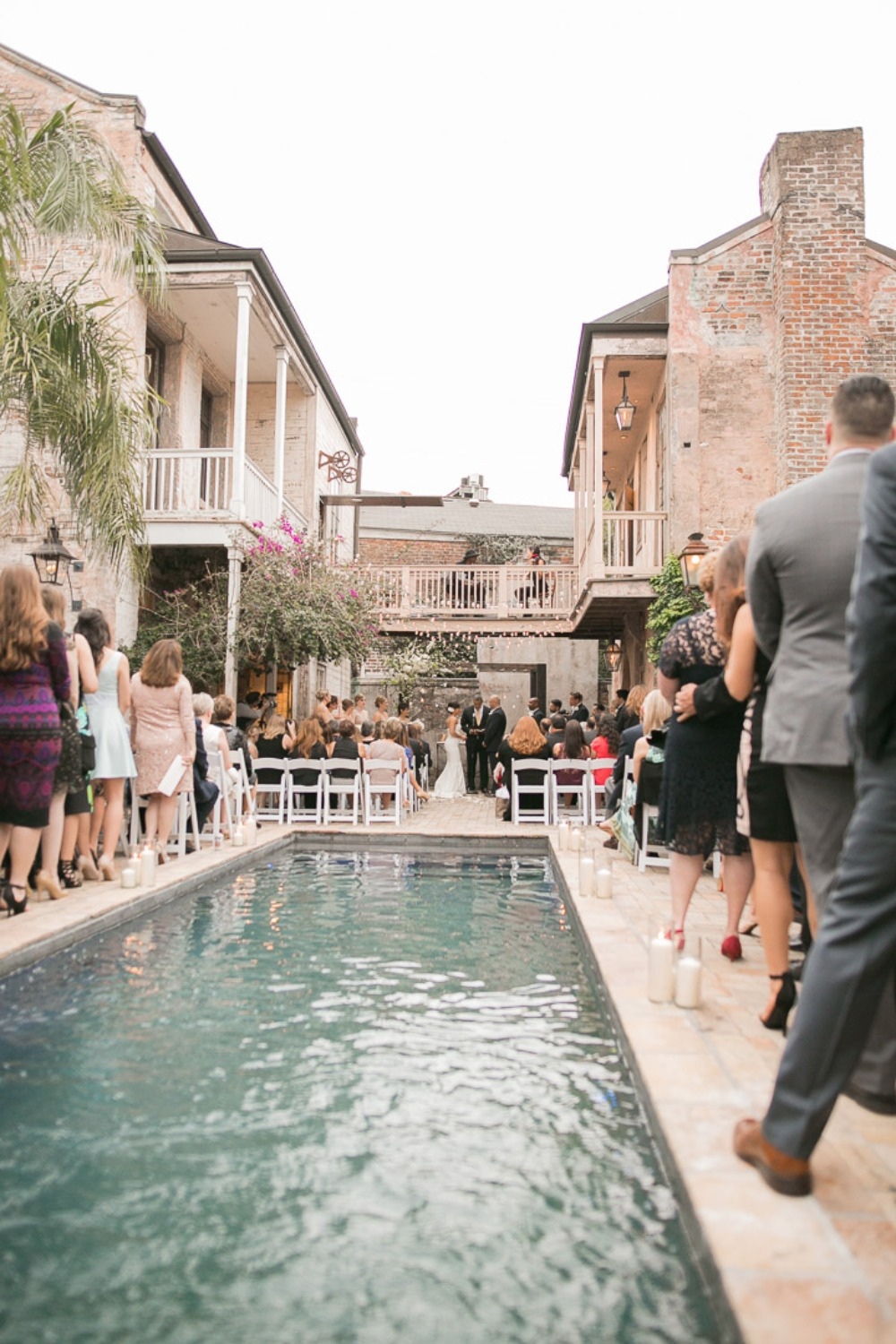 romantic and old world style wedding venue