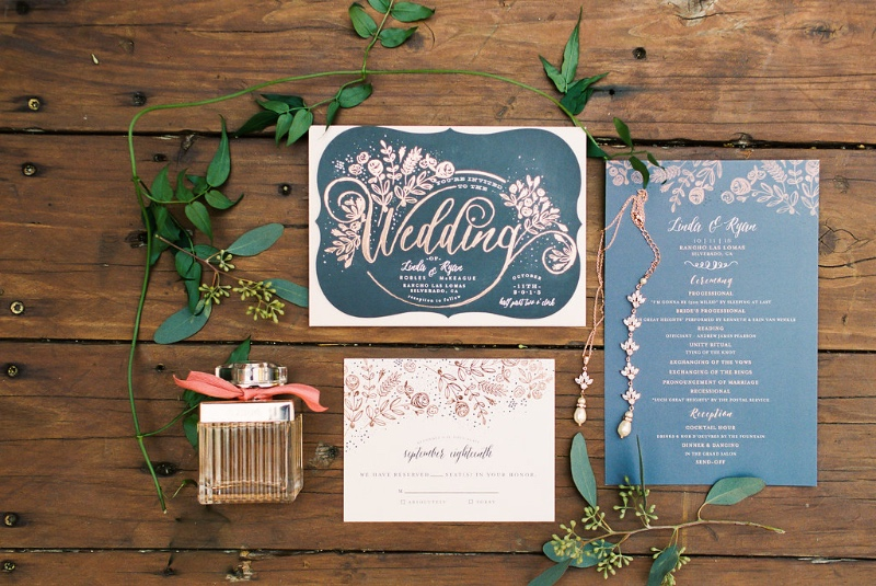 Inspiration Image from Golden Dot Events