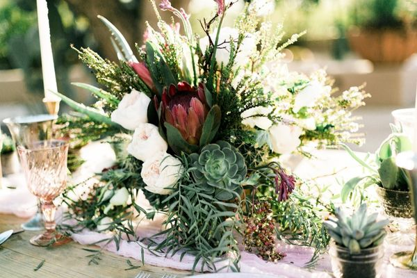 I Dream Of Arizona Wedding Inspiration