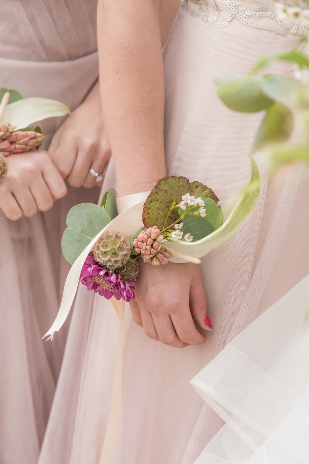 Bridesmaid corsage