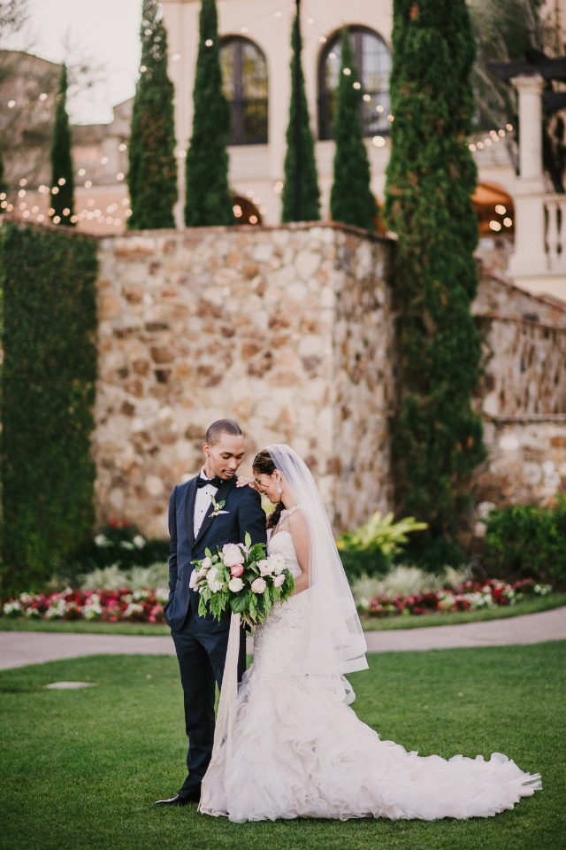 Tuscan style wedding venue in Florida