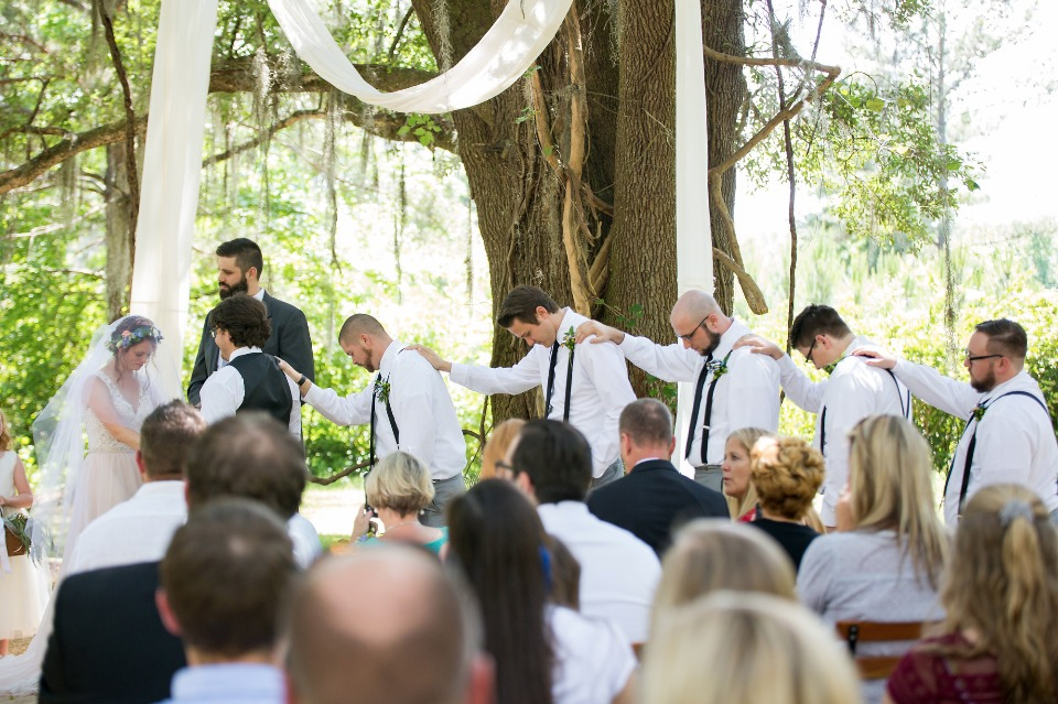 wedding prayers for the bride and groom