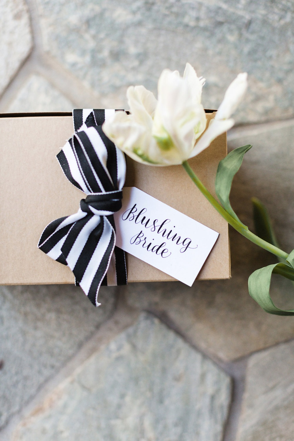 Bride gift from groom