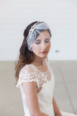 15 Stunning Wedding Veils