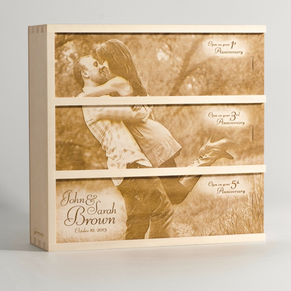 Photo Anniversary Box