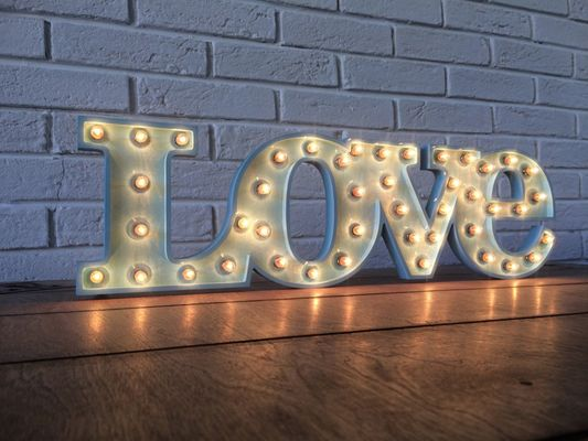 30 Marquee Signs Your wedding needs