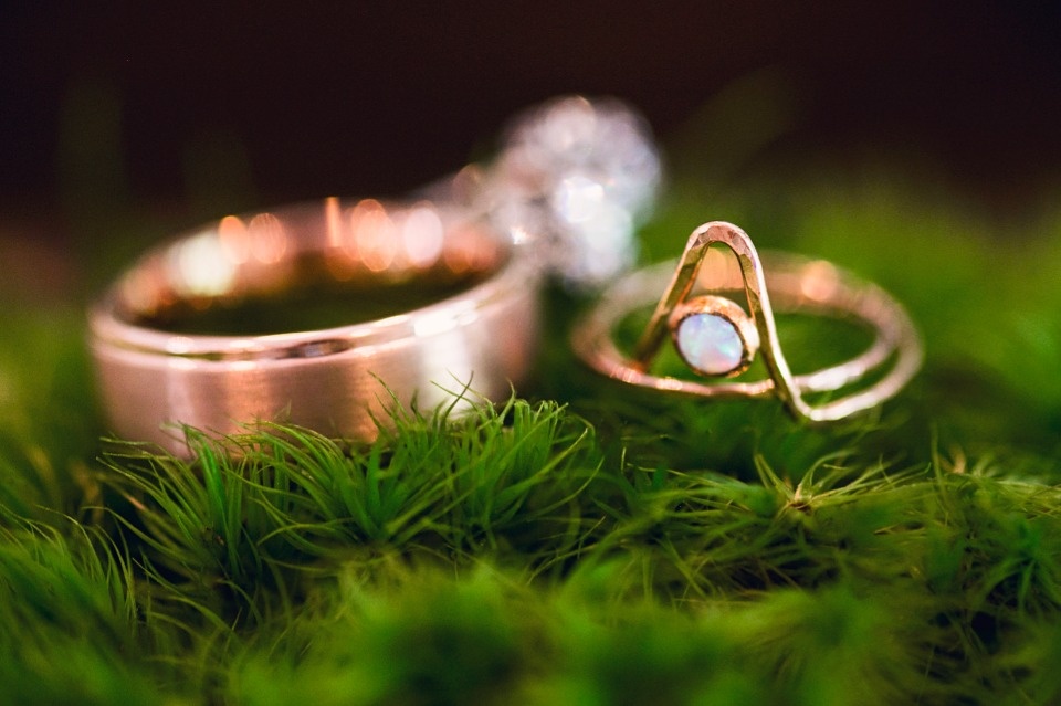 wedding rings for bride and groom