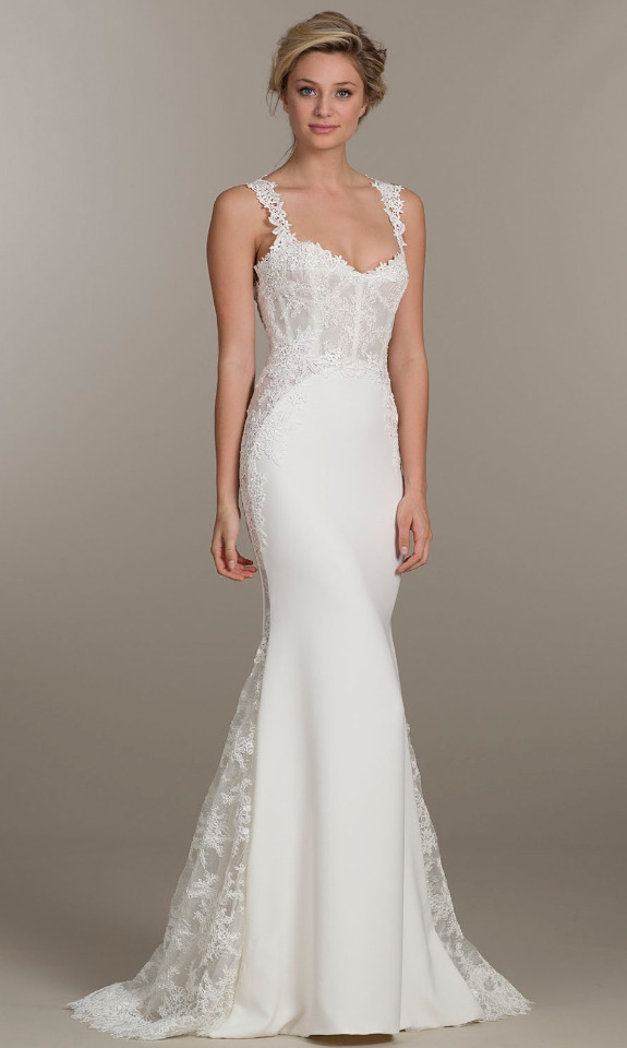 Tra Keely wedding dress