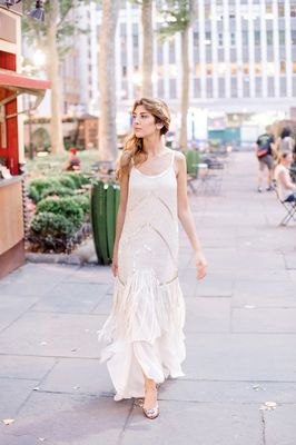 NYC Romance Inspired Dress Collection