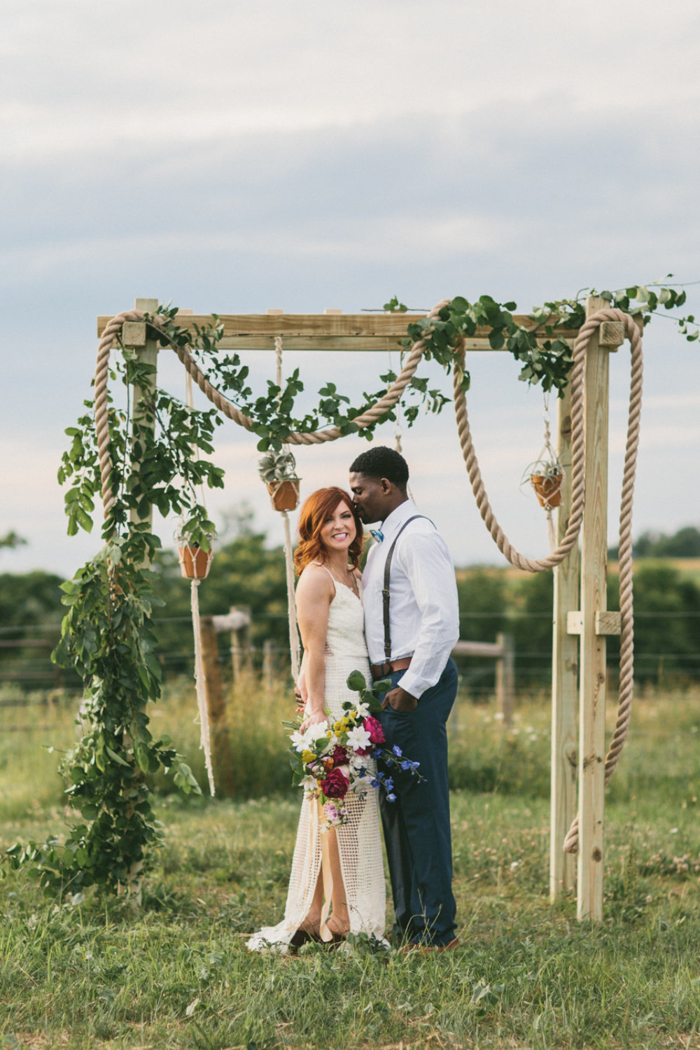 diy intimate wedding inspiration