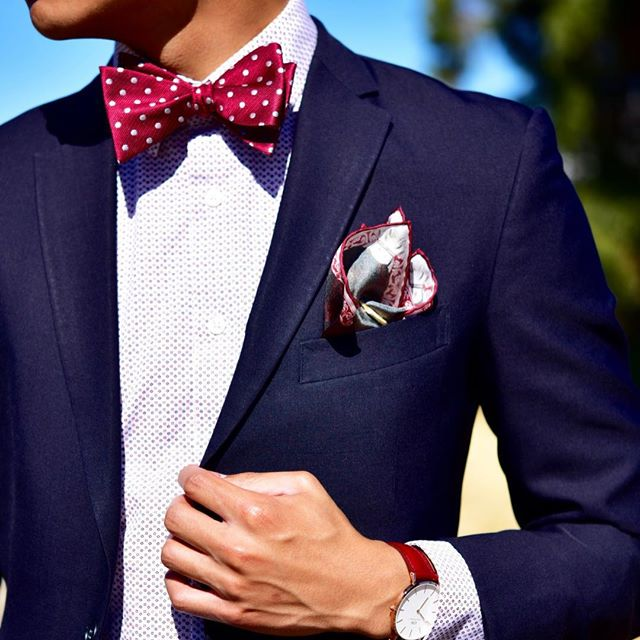 elegant pocket squares
