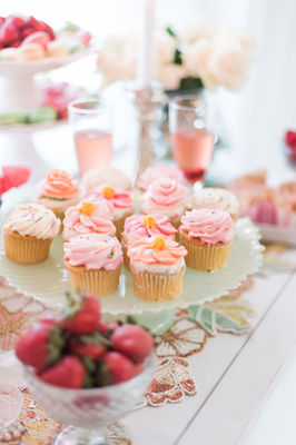 Dreamy Boudoir Bridal Shower Inspiration