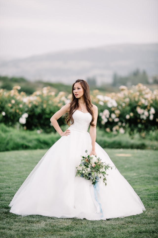 fabulous wedding dress from BoLee Bridal