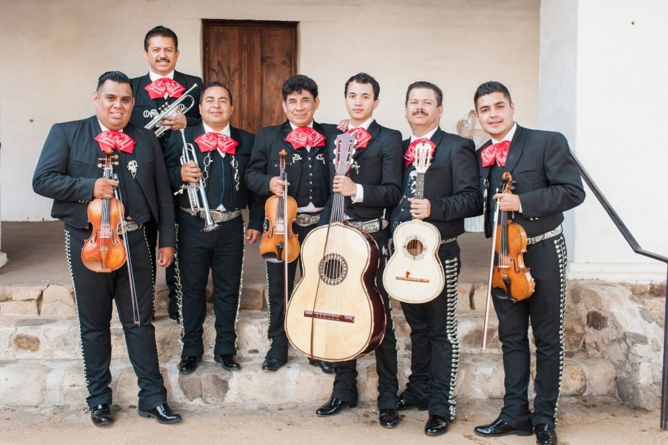 authentic mariachi band for your wedding