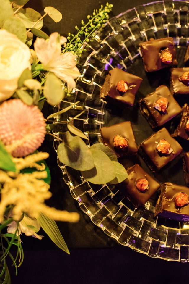 chocolates for your wedding dessert table