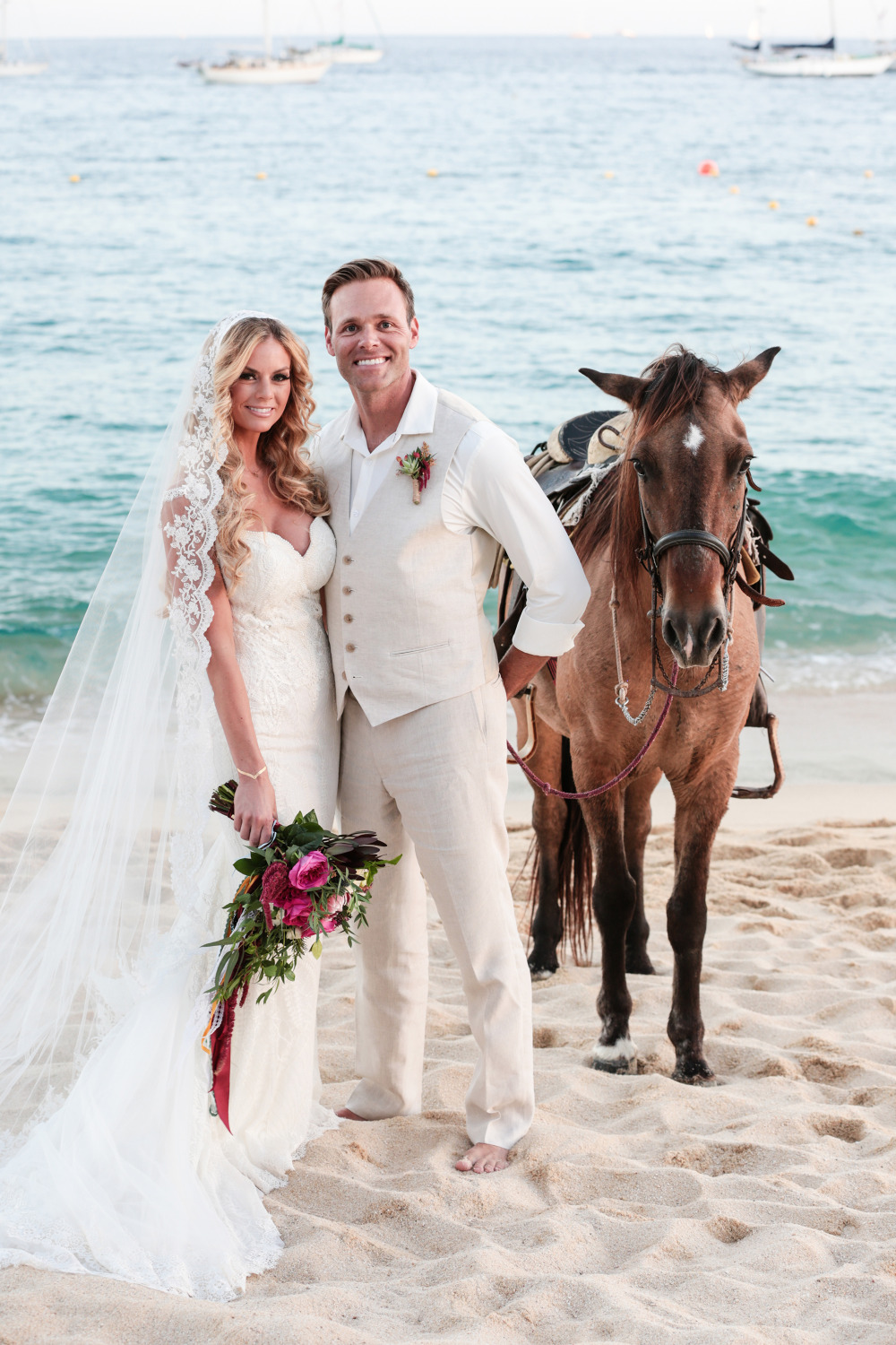 7 52 Mexico Inspired Beach Wedding Ideas
