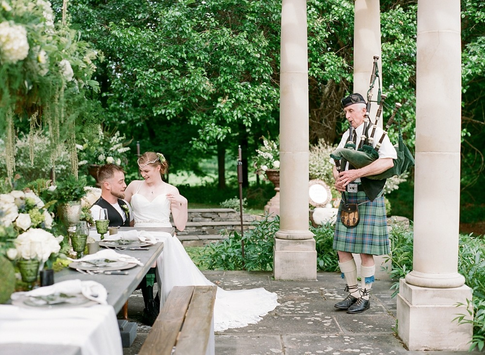 Irish reception ideas