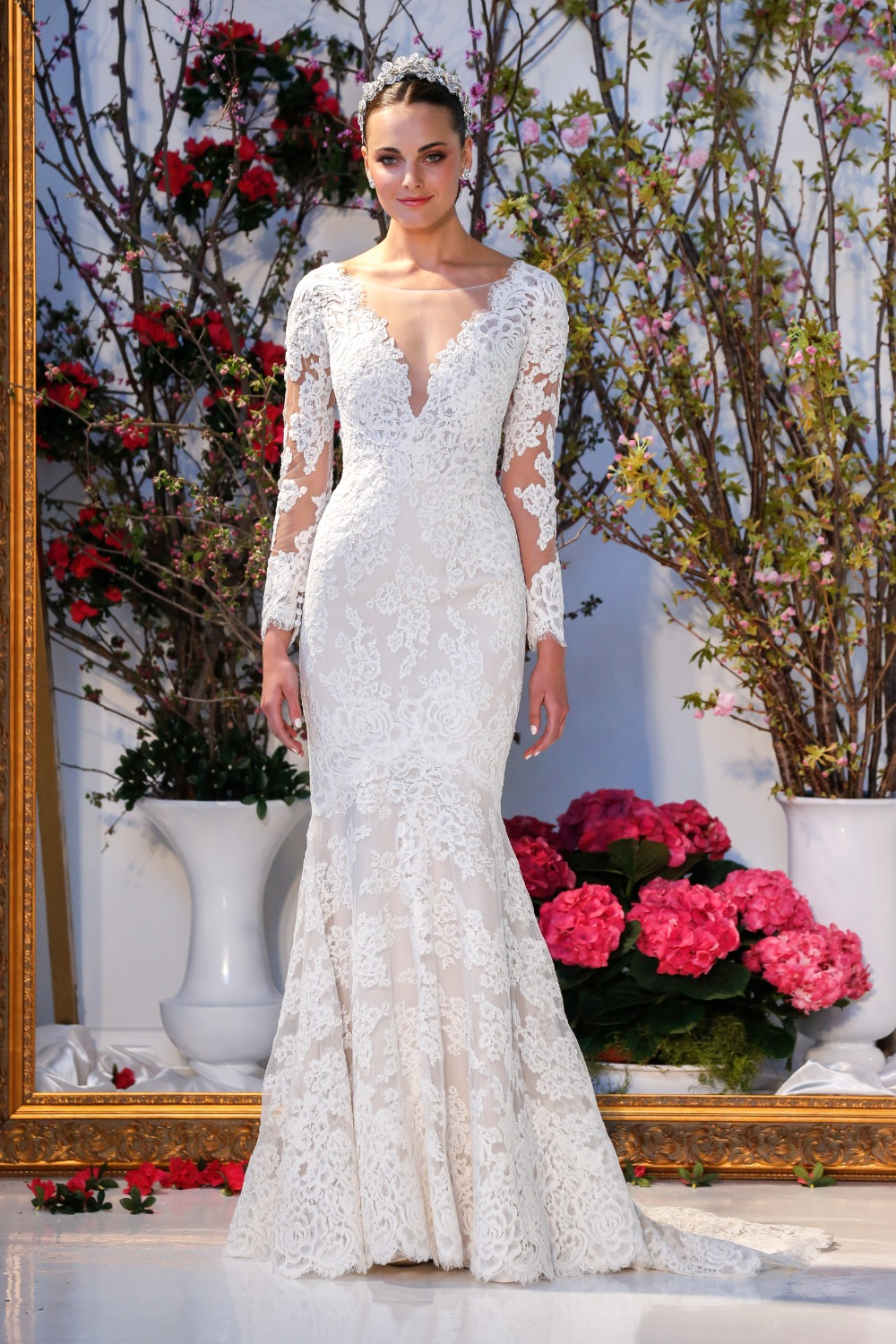 Anne Barge Laurel wedding gown