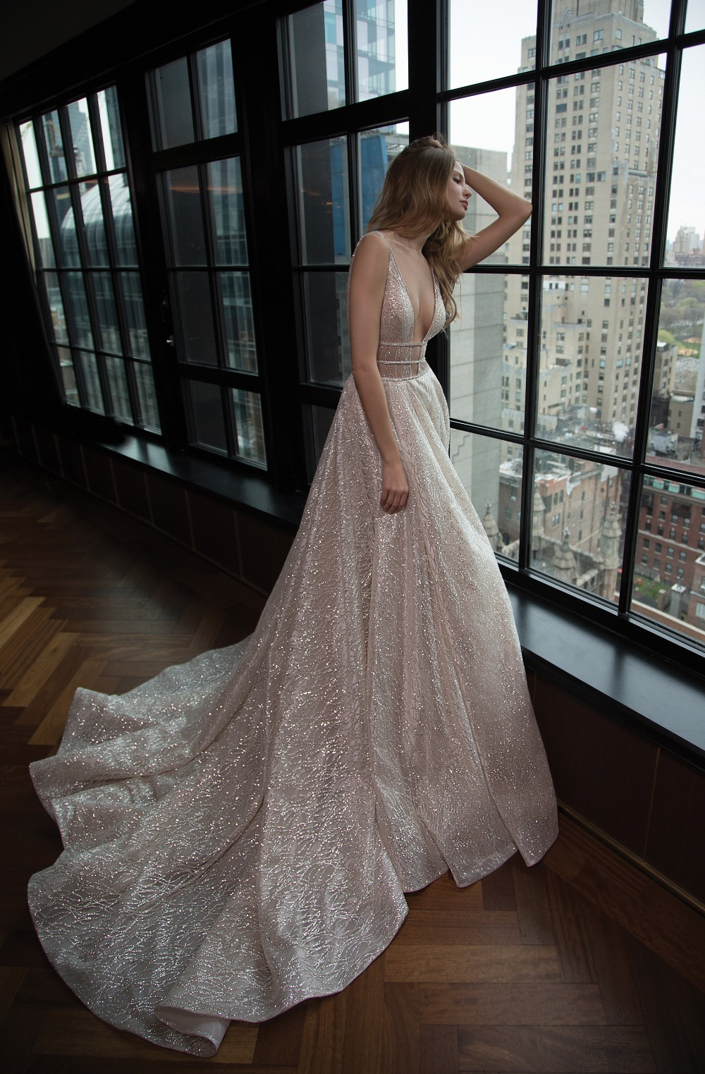 Berta Fall Winter 2016 Bridal Collection
