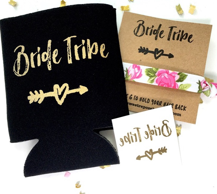 Bridesmaid Gifts & Accessories From Sweet Repose Boutique