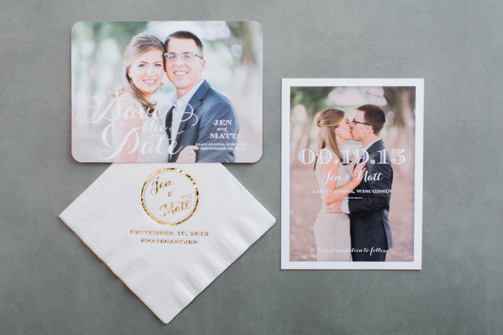 cute photo save the dates