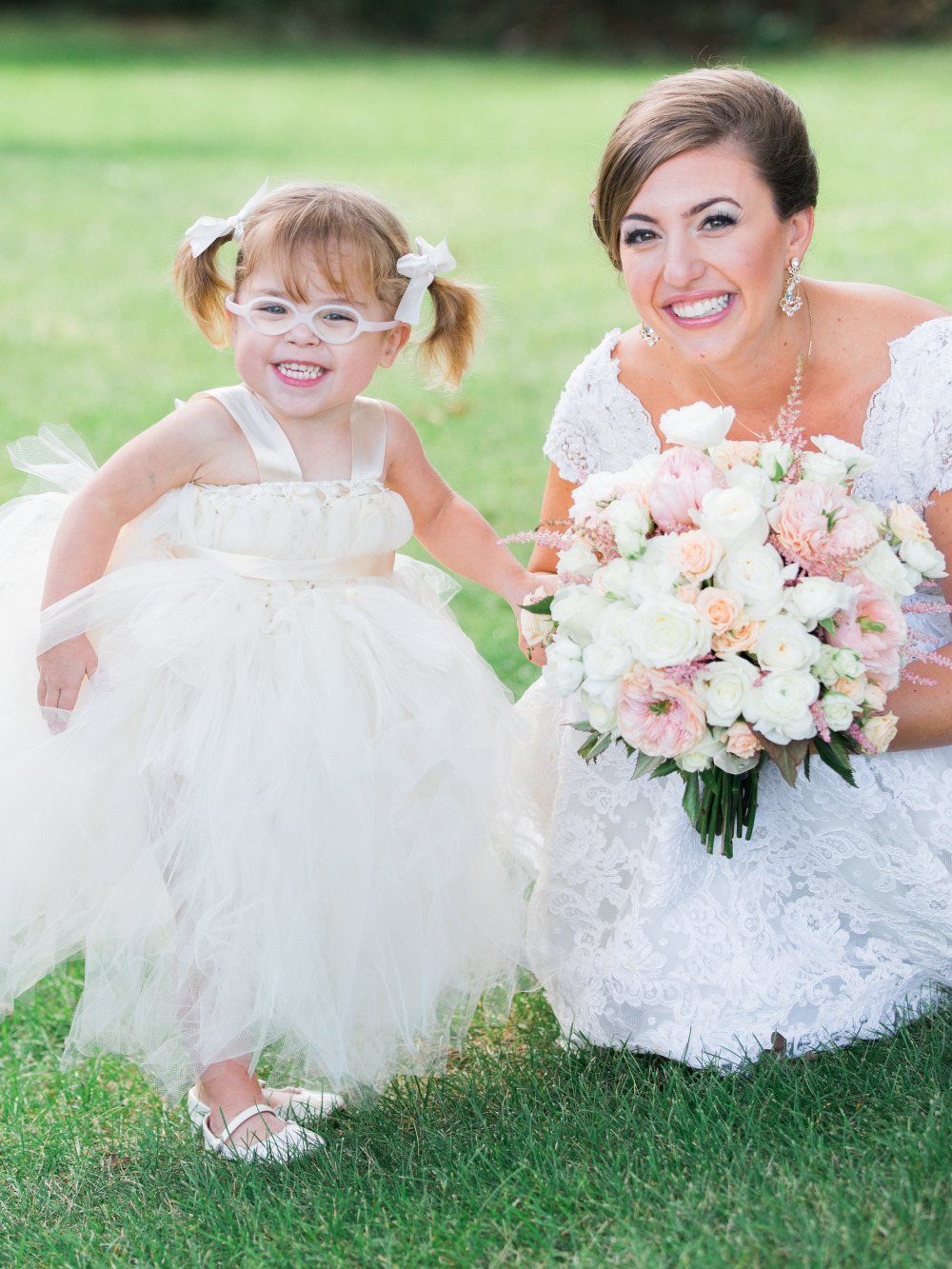 tulle diy flower girl dress