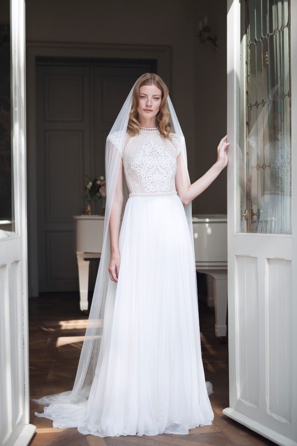 "say ""I do"" in a Divine Atelier wedding gown"