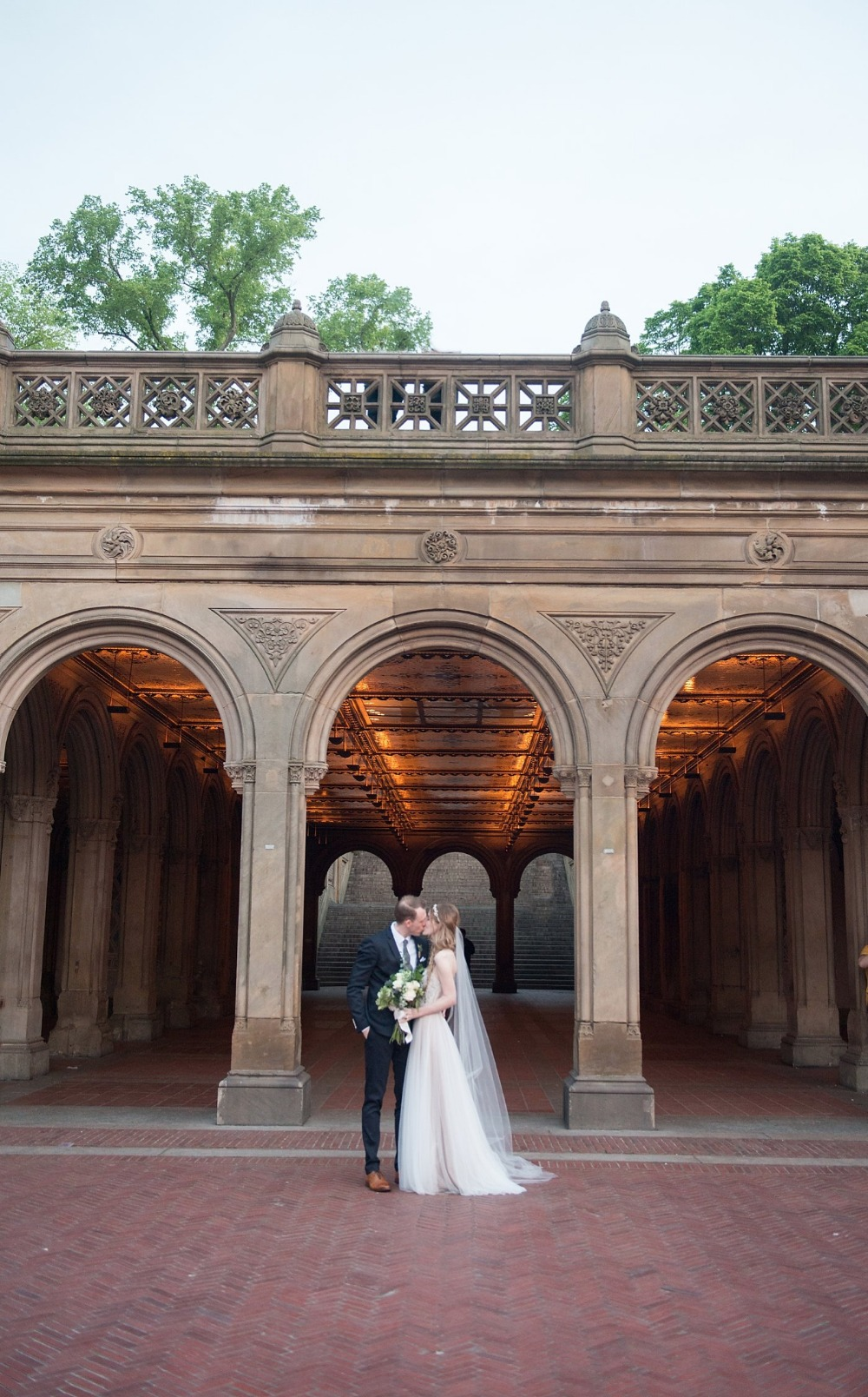 Beautiful wedding shoot in New York