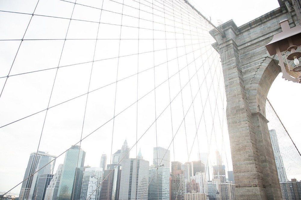 Brooklyn bridge wedding ideas