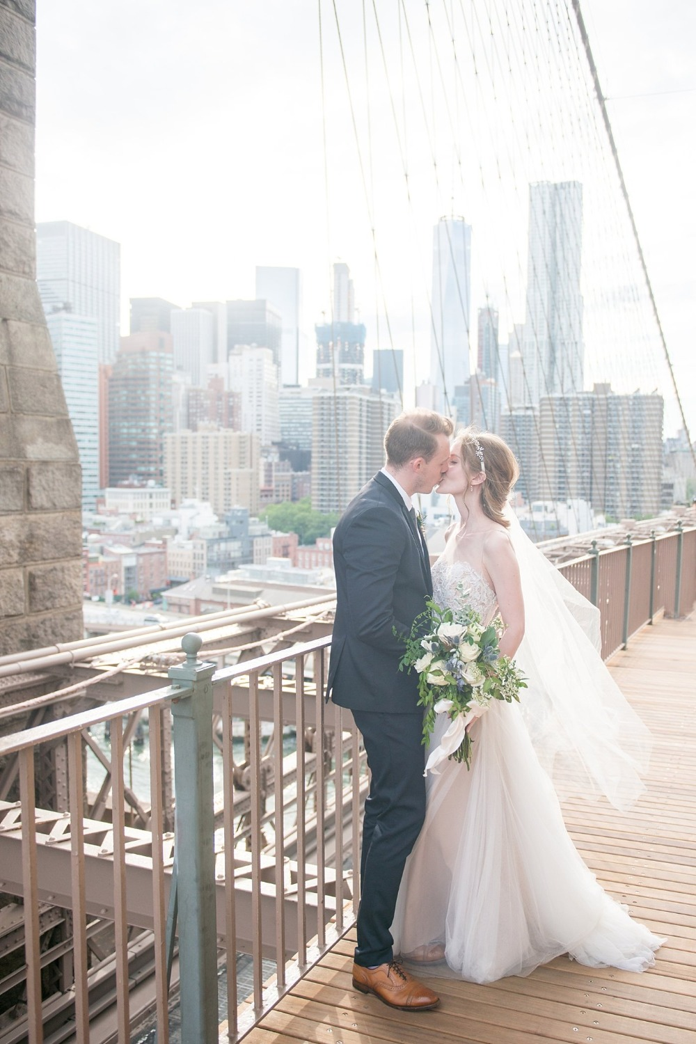 New York wedding photo idea
