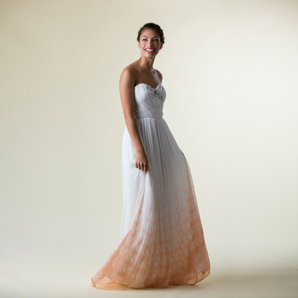 Eco Friendly Wedding Dresses From Celia Grace
