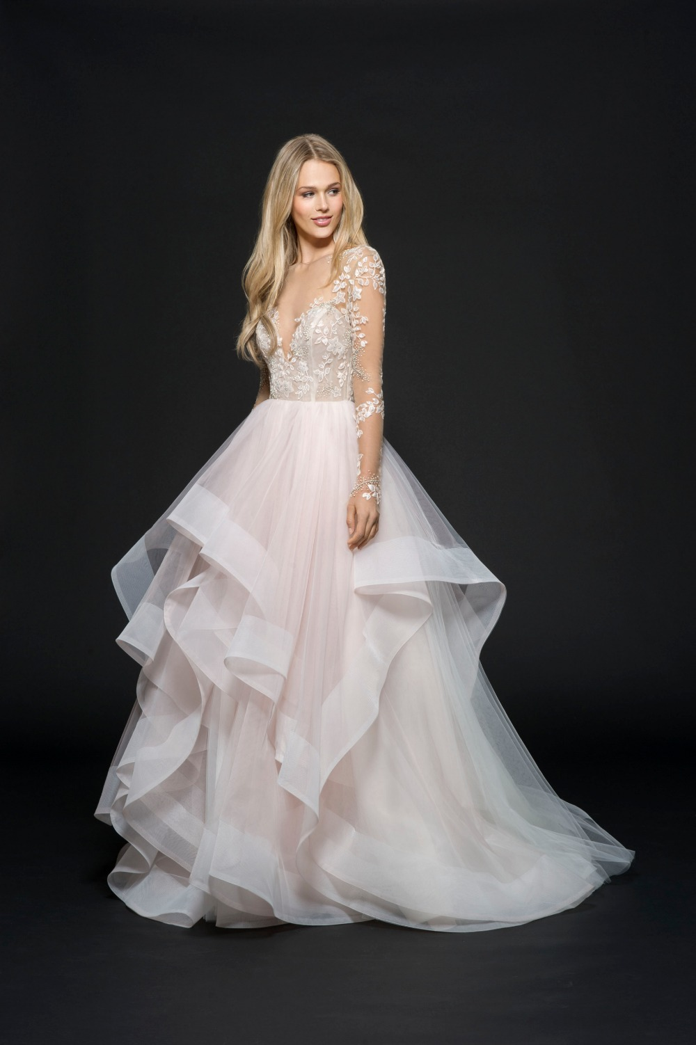 Hayley Paige Fall 2016 Bridal Collection