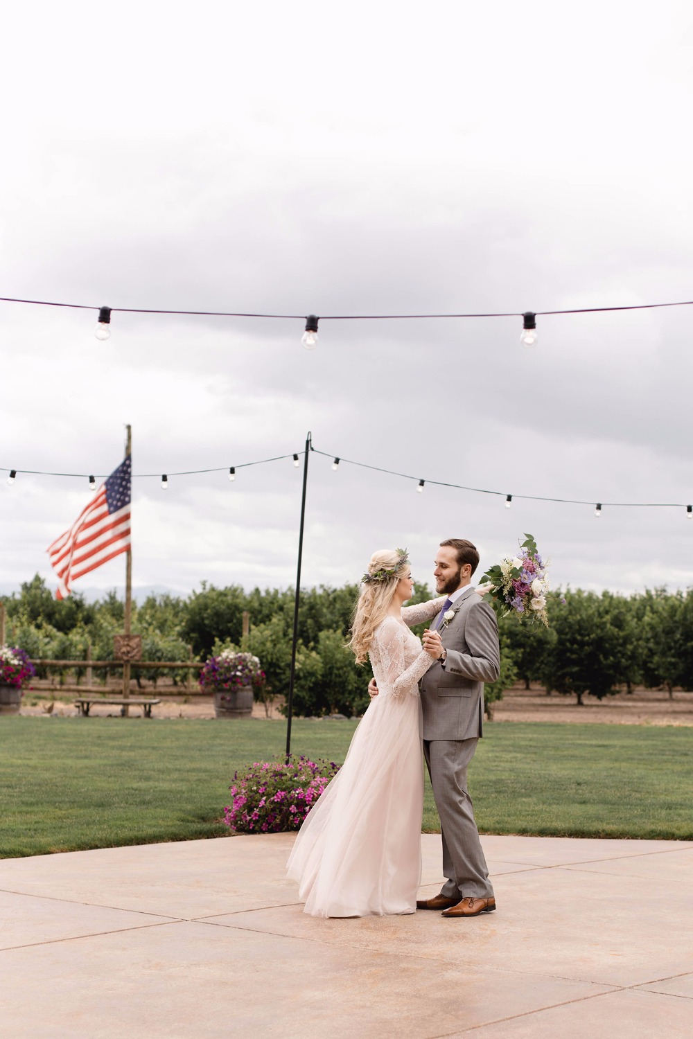Private first wedding dance