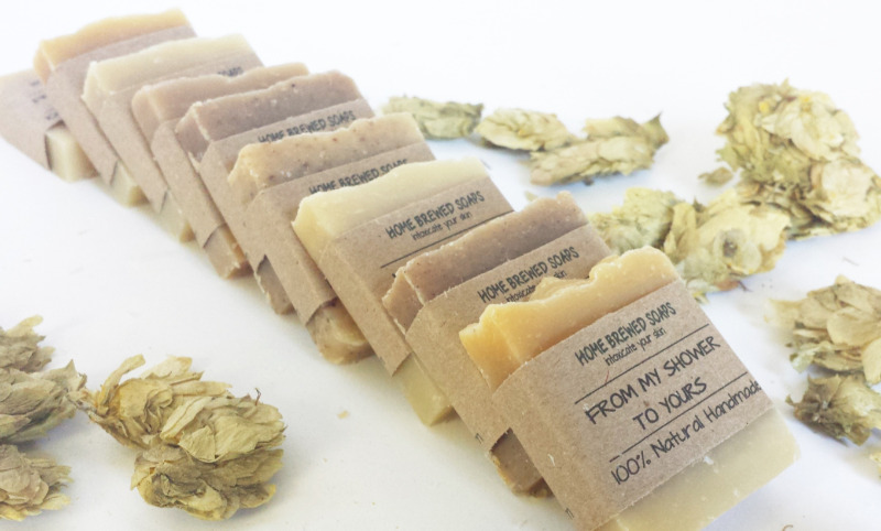 Looking for some unique soap favors for your bridal shower, baby shower, beer party or any other event really? Our rustic soap favors