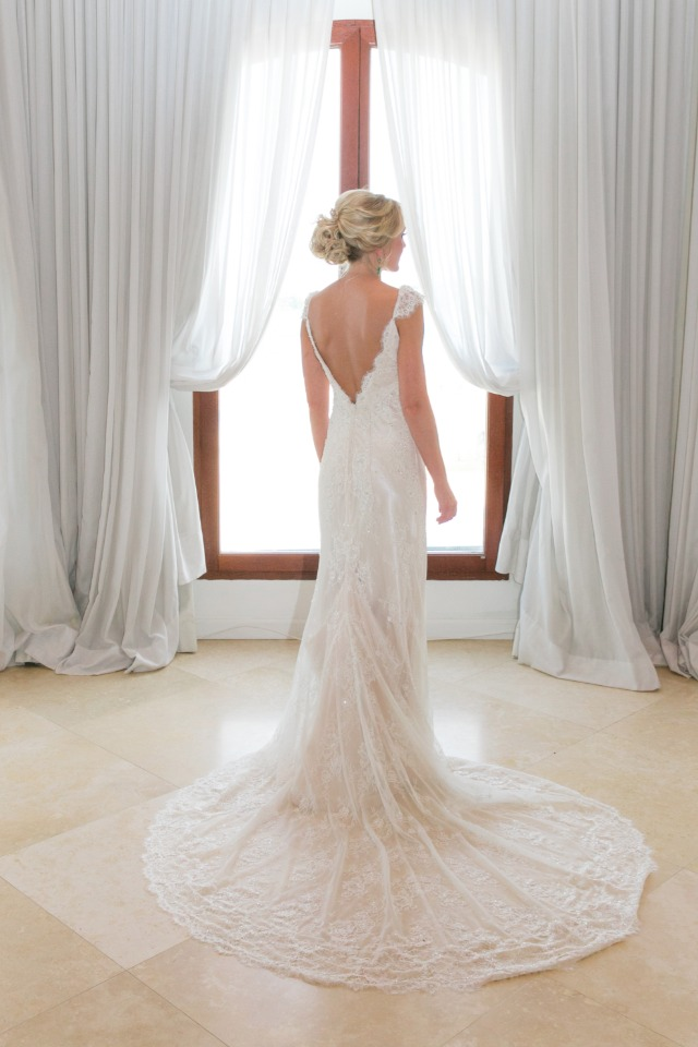 elegant wedding gown from Bridal Beginnings-Pittsburgh