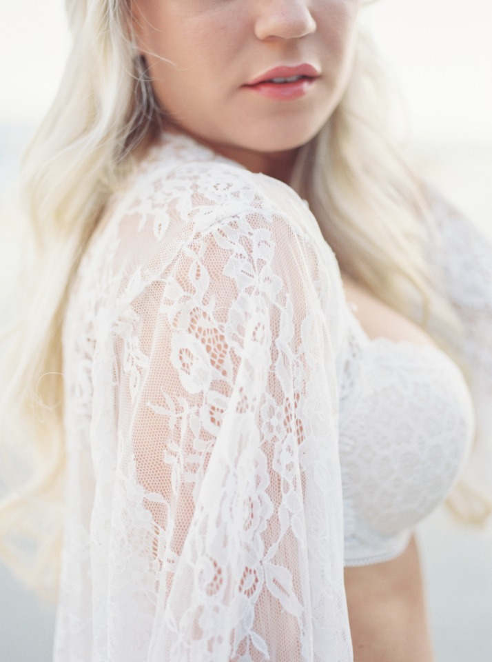 lacy coverup