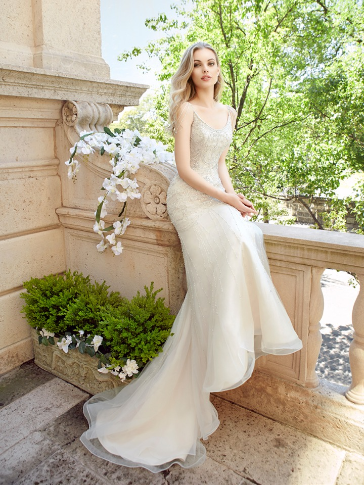 Stunning Wedding Gowns From Moonlight Bridal