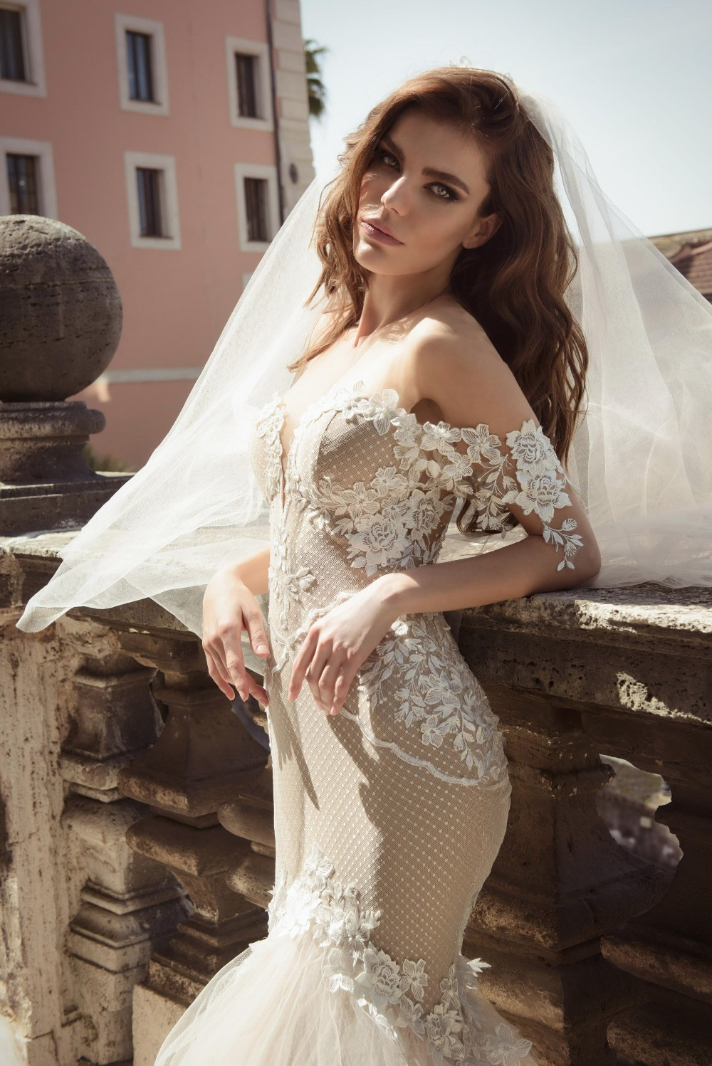 Julie Vino 2017 Roma Bridal Collection