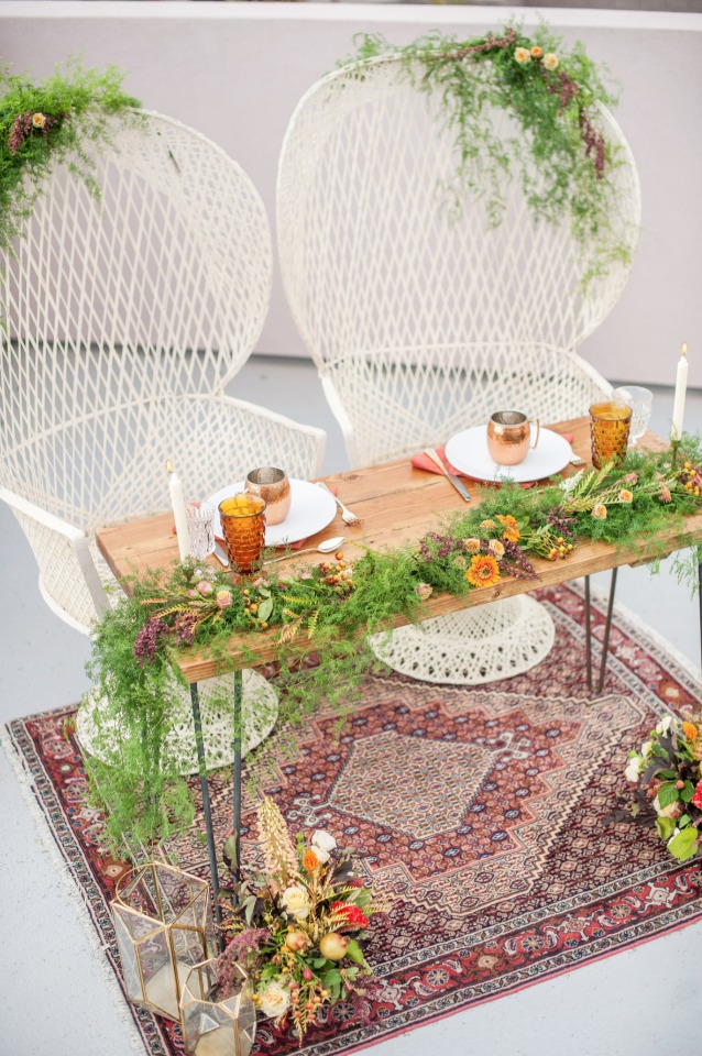 boho chic fall sweetheart idea