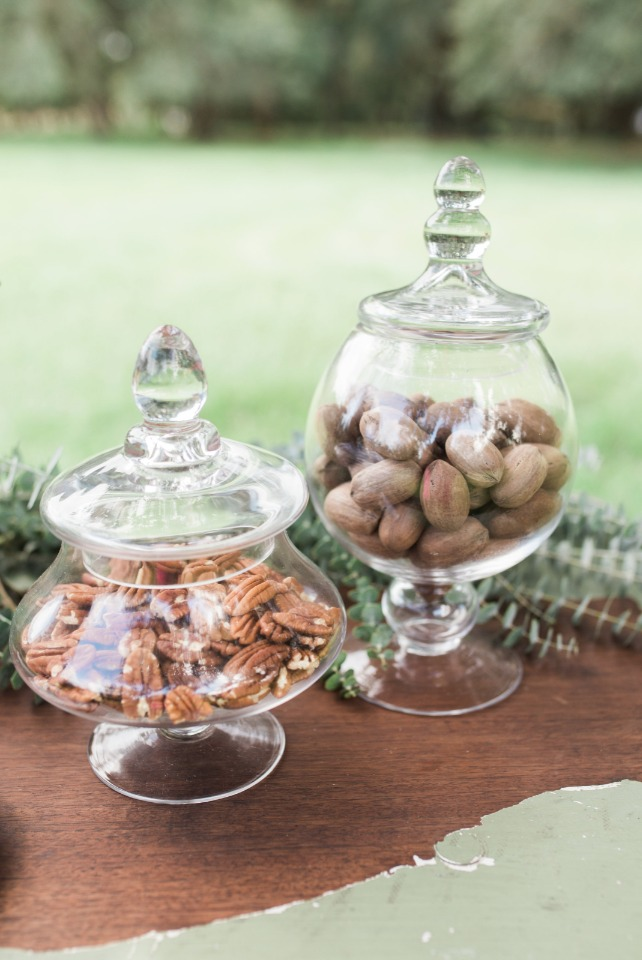 don't forget the pecans