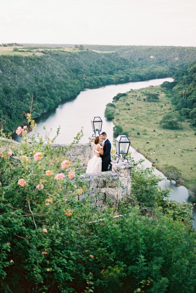 romantic river outlook