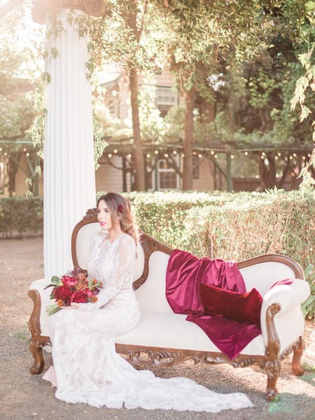 romantic european style wedding ideas