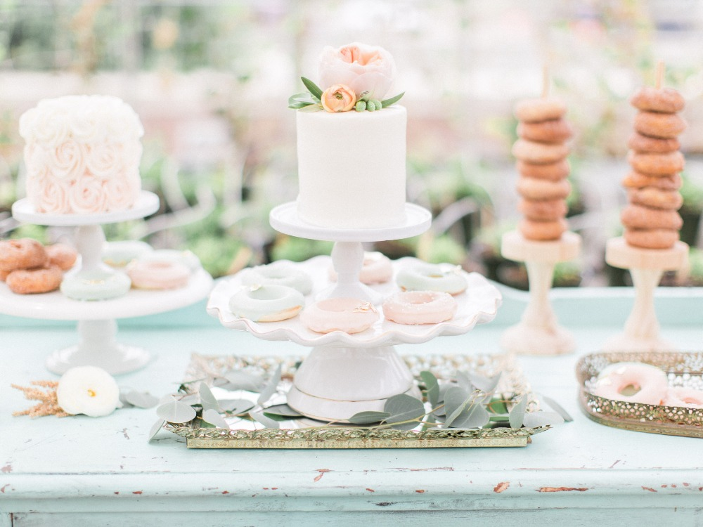 Tasty desserts for your wedding