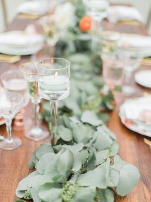 Whimsical Vintage Chic Wedding Inspiration